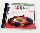 Art Express Activities and Resources Cd-rom