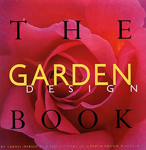The Garden Design Book Staff Gardendesign 9780060392079 Amazon