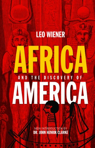 Africa and the Discovery of America [Leo Wiener] (Tapa Blanda)