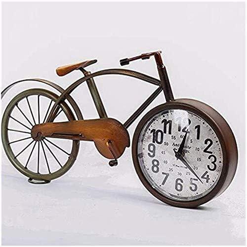 Reloj despertador de escritorio para bicicleta, protección del ...