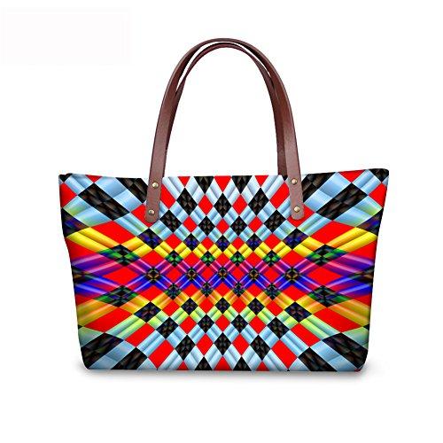 School Bags Tote C8wc0101al Bages FancyPrint Fashion Women wUPBI7Txq