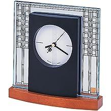 Bulova Glasner House Frank Lloyd Wright Clock