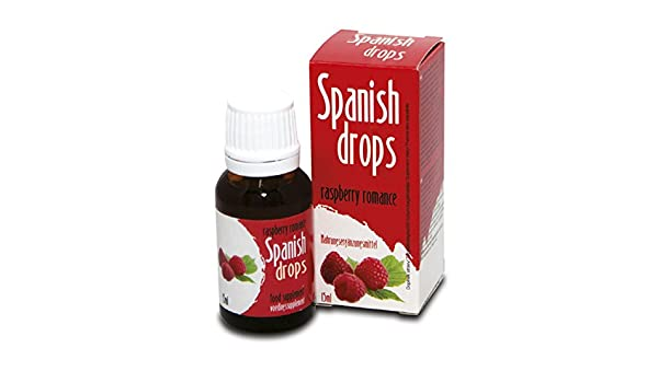 Amazon.com: SPANISH FLY GOTAS DEL AMOR FRAMBUESA ROMANTICA - ST: Health & Personal Care