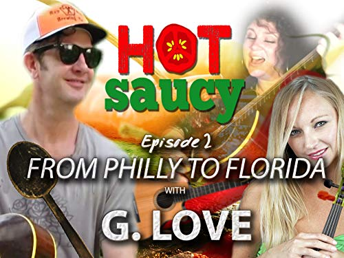 Philly to Florida with G. Love (Walker Saucy)