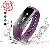 READ New Smart Fitness Tracker,Smart Watch with Blood Pressure Heart Rate Sleep Pedometer