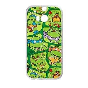 Teenage Mutant Ninja Turtles Personalized Custom Case For HTC One M8