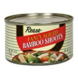 Reese Sliced Bamboo Shoot, 8 Ounce - 24 per case.
