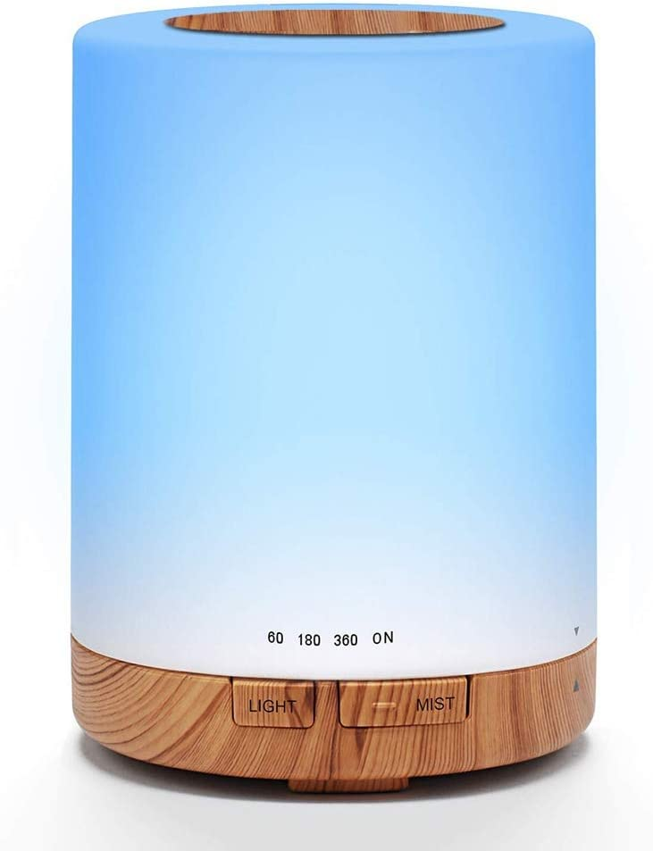 Kotee Electric Aromatherapy Diffuser Air Humidifier Purifier