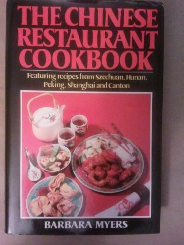 Chinese Restaurant Cook Book