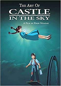 Book The Art of Castle in the Sky