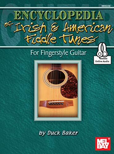 Encyclopedia of Irish and American Fiddle Tunes: for Fingerstyle - Fiddle Publications Traditional American