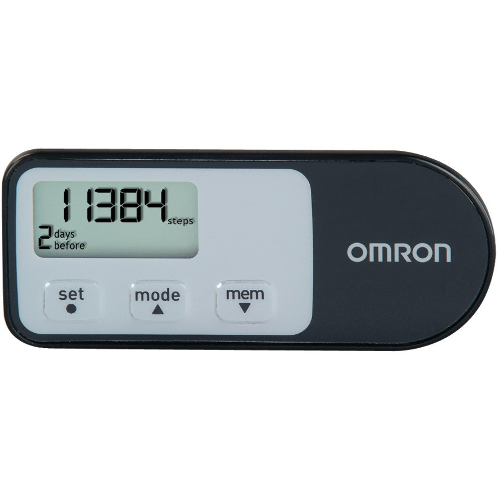 OMRON HJ-321 Tri-Axis Pedometer with Calories Burned OMRON HJ-321 Tri-Axis Pedometer with Calories