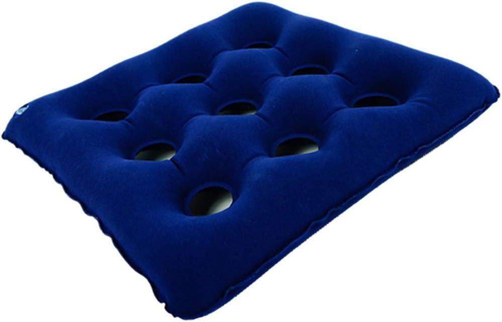 GLJY Aire médico Inflable Asiento Amortiguador Oficina Coche Silla de Ruedas Plaza Cojines colchón, prevenir la Cadera Decubi Bedsore