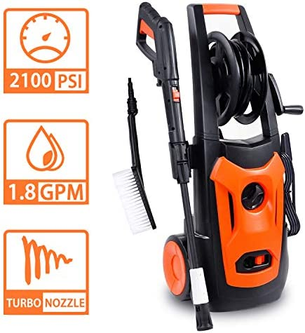 LINLUX Electric Pressure Washer