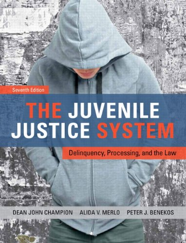 justice and the juvenile