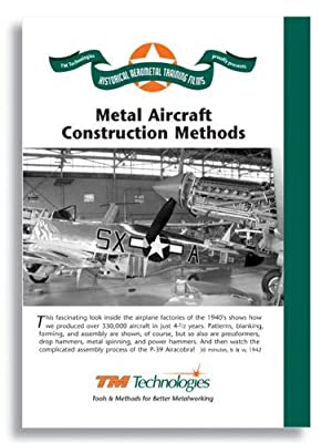 Metal Aircraft Construction Methods (DVD)