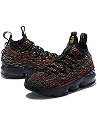 promo code d6f9e 31996 Lebron XV 15 Black History Month BHM GS BG 943762-900 US Size 6Y · Nike