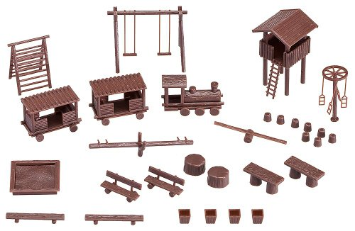 Faller 180577 Adventure Playground Scenery and Accessories Building Kit