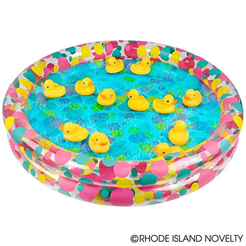 "Duck Pond Pool (6"" high x 3' wide)"