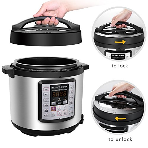 farberware 7 in 1 pressure cooker user manual