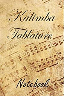 Kalimba Easy Tableture Notebook Blank 1 5 X 1 5 Cm 0 59 X 0 59 Squares 13 Across By 16 Down 120 Pages Easy Tablature For Kalimba Beginner Musicians Aalia Layla 9798640838152 Amazon Com Books