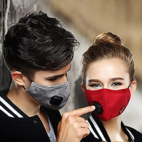 Mouth New Cotton Cloth Generic Mask Anti-dust Red Arrival