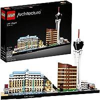 LEGO Architecture Las Vegas 21047 (487 Pieces)