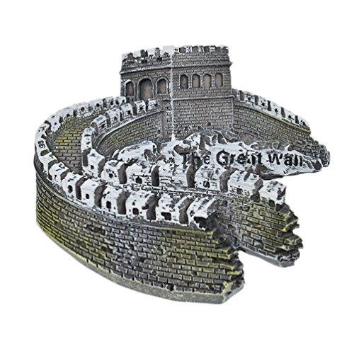 Great Wall Fridge Magnets Home Decoration Tourism Souvenirs ()