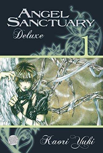 Angel Sanctuary Deluxe 1 Gebundenes Buch – Januar 2011 Kaori Yuki Carlsen 3551793018 Fantasy