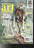 SOUTHWEST ART, FEBRUARY, 2017 (THE COLLECTOR'S CHOICE FOR OVER 40 YEARS )