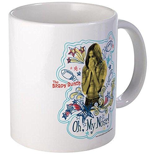(CafePress - The Brady Bunch: Marcia Brady Mug - Unique Coffee Mug, Coffee Cup)