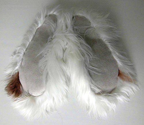 Slippers Fur Fluffy Alpaca Unisex Bedshoes Home Comfy Alpakaandmore EqxZIw6w