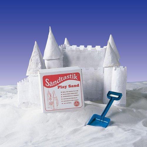 Sandtastik White Play Sand - 50lbs ()