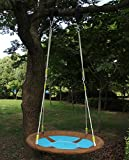 Best Set With Adventure Trees - HappyPie Oxford 40'' Tree Hanging Swing Outdoor Review