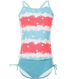 21b6c71ceb Two-Pieces Kanu Surf Girls Candy Tankini Swimsuit 354B