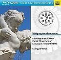 Mozart/StuttgartWinds-SerenadeinBFlatMajorKV361GranPartita[Blu-Ray Audio]