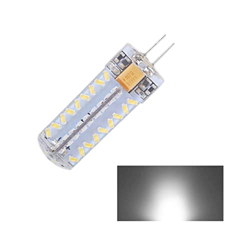 LED Almacén, G4 5W luz Blanca 310LM 81 LED SMD 3014 Bombilla de Maíz,
