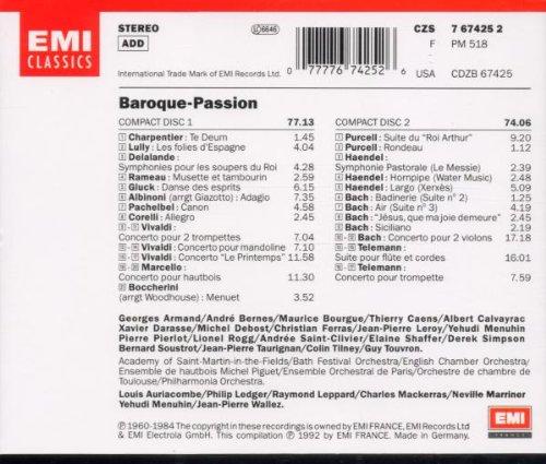 Baroque Passion