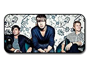 Foster The People Band Photoshoot Sitting on Sofas case for iPhone 5 5S