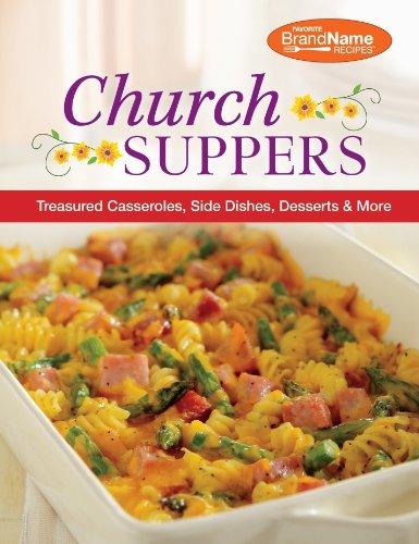 Church Suppers Cookbook (Cook Book) PDF