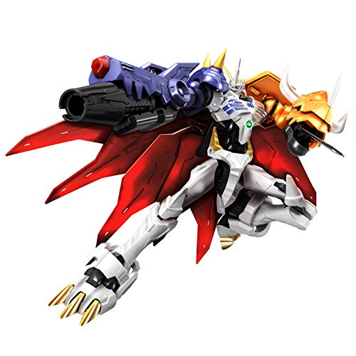 Digimon Omegamon (Amplified), Bandai Spirits Figure-Rise Standard from Bandai Spirits