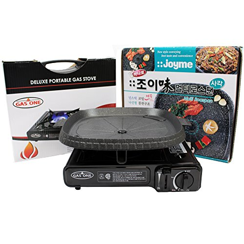 GS 3000 Portable Stove Carrying Approved