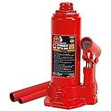 Torin Big Red T90403B Hydraulic Bottle Jack, 4 Ton Capacity