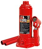Torin T90403B Big Red Hydraulic Bottle Jack, 4 Ton Capacity
