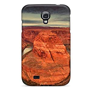 Galaxy S4 FNjzP1738SpYcW Horseshoe Bend Tpu Silicone Gel Case Cover. Fits Galaxy S4
