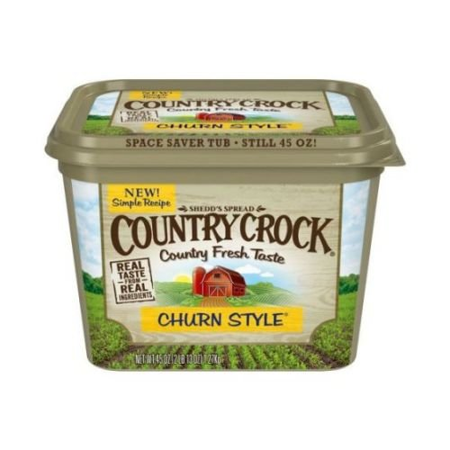 Country Crock Churn Style Vegetable Oil Spread,