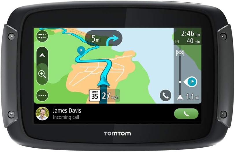 TomTom Rider 550 GPS Navigation Device