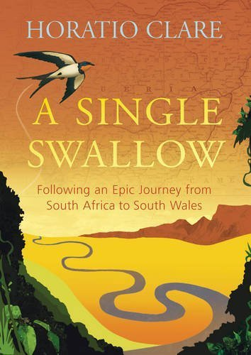 A Single Swallow: An Epic Journey from South Africa to South Wales Airport / Ireland edition by Clare, Horatio (2009) Paperback