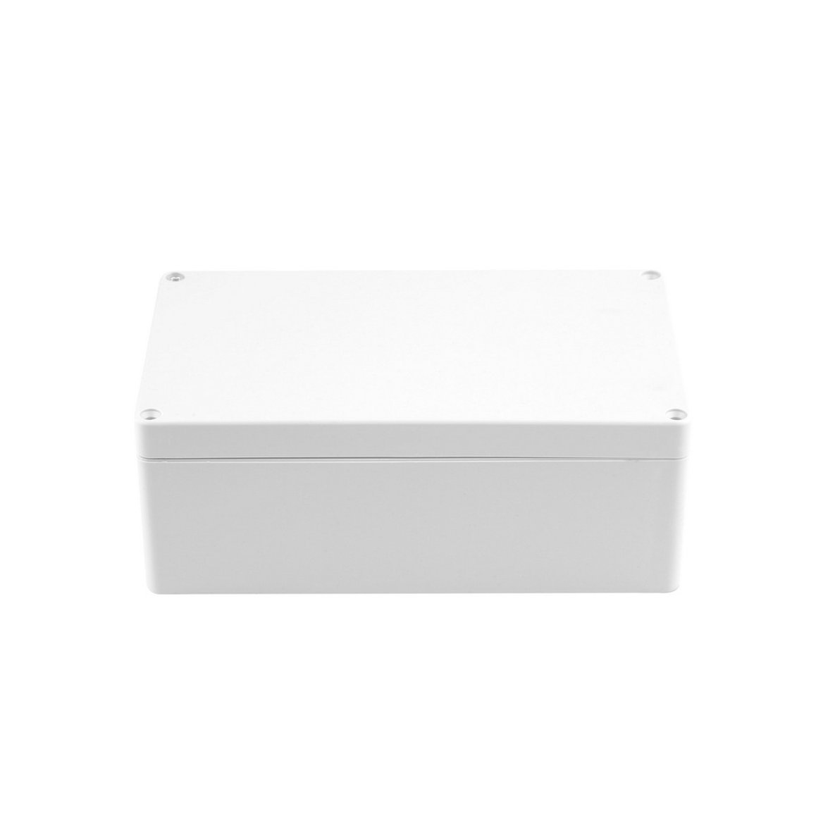 IP66 Wasserdichte Kunststoff Elektronische Junction Projekt Box Geh/äuse f/ür Elektronik f/ür PCB mit transparenten 200x120x75mm