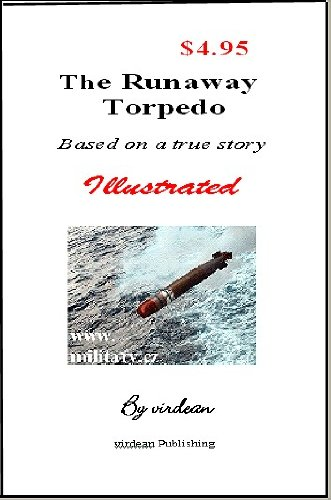 Cent Booklet (The Runaway Torpedo--Booklet--A Navy patrol bomber story)